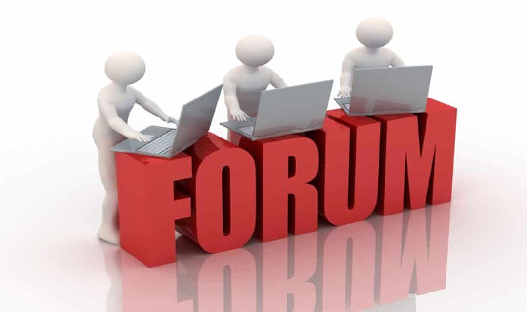 Jasa pembuatan website forum