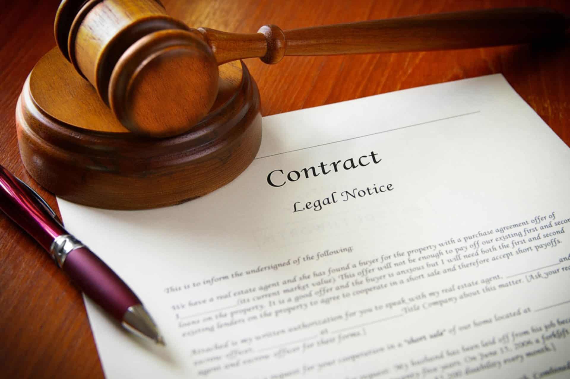 Perjanjian Kontrak dengan DeDoHo