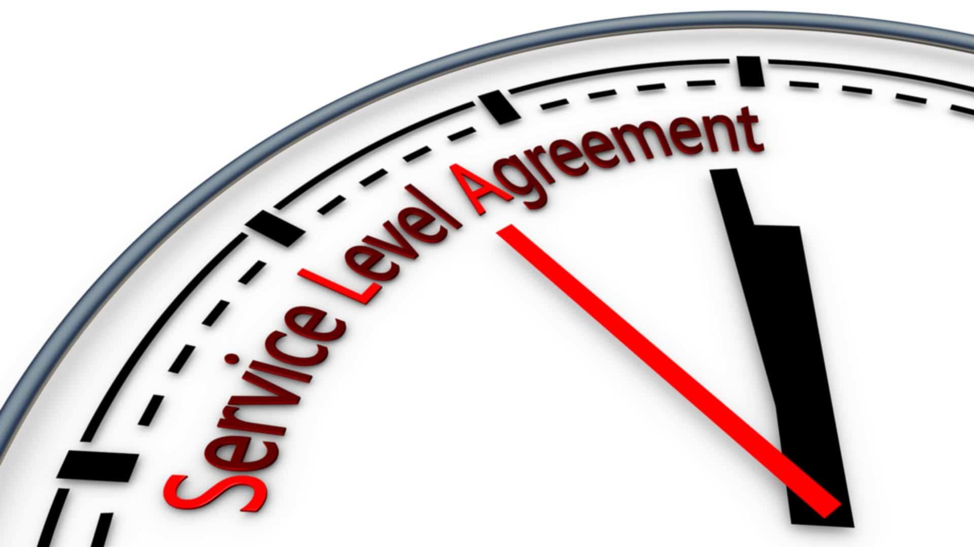 Kesepakatan Tingkat Layanan - SLA