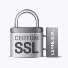 Certum Commercial SSL Certificate