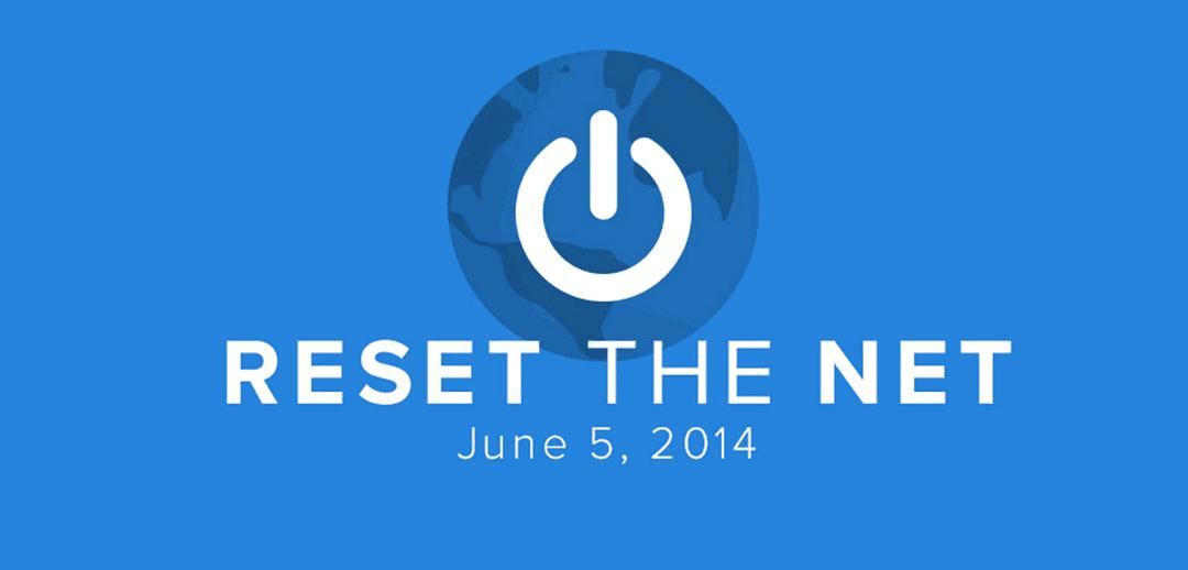 Reset The Net