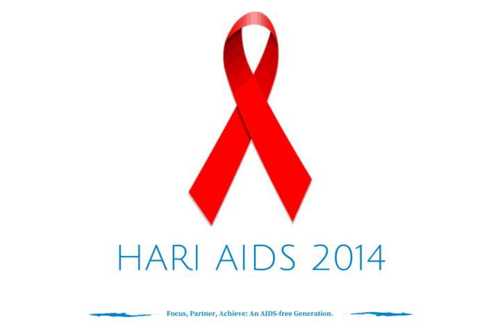 Promo Web Hosting Memperingati Hari AIDS 2014
