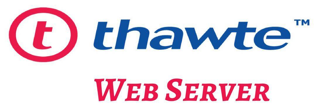 Thawte Web Server Certificates Harga Murah