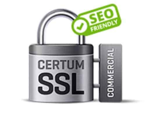Certum Commercial WildCard SSL Murah