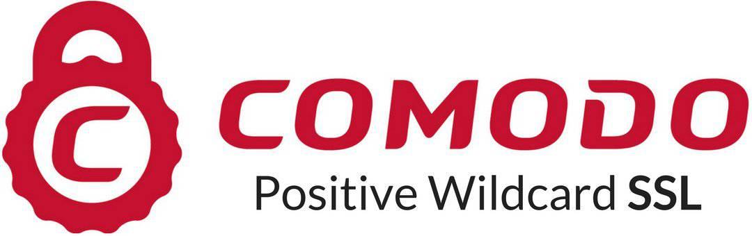 Sertifikat Comodo Positive Wildcard SSL Murah