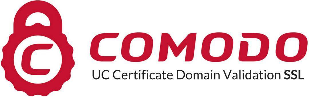 Comodo UC Certificate Domain Validation SSL