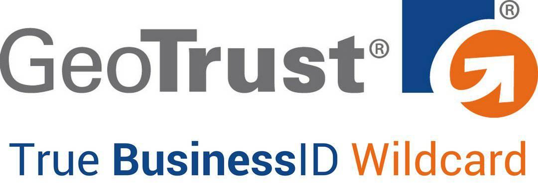 Sertifikat SSL GeoTrust True BusinessID Wildcard Harga Murah