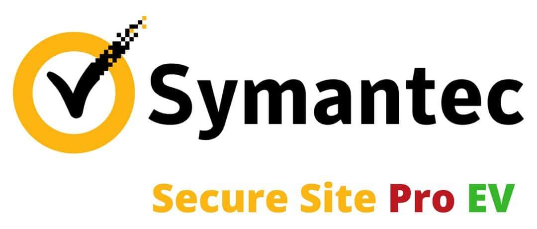 Sertifikat SSL Symantec Secure Site Pro EV