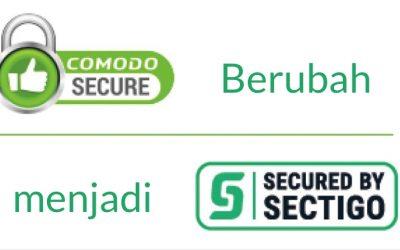 Comodo SSL Berganti Nama Menjadi Sectigo SSL