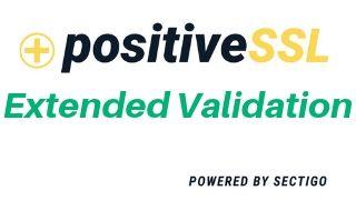 PositiveSSL EV