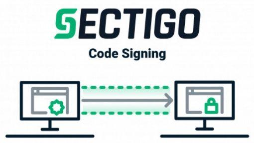 Sectigo Code Signing