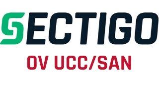 Sectigo OV UCC/SAN