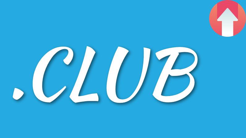 Domain .CLUB Harga Naik Bulan Juli 2019