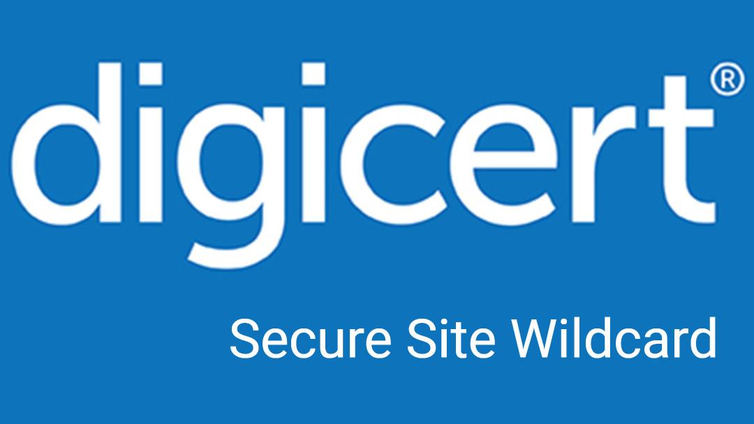 DigiCert Secure Site Wildcard SSL Murah